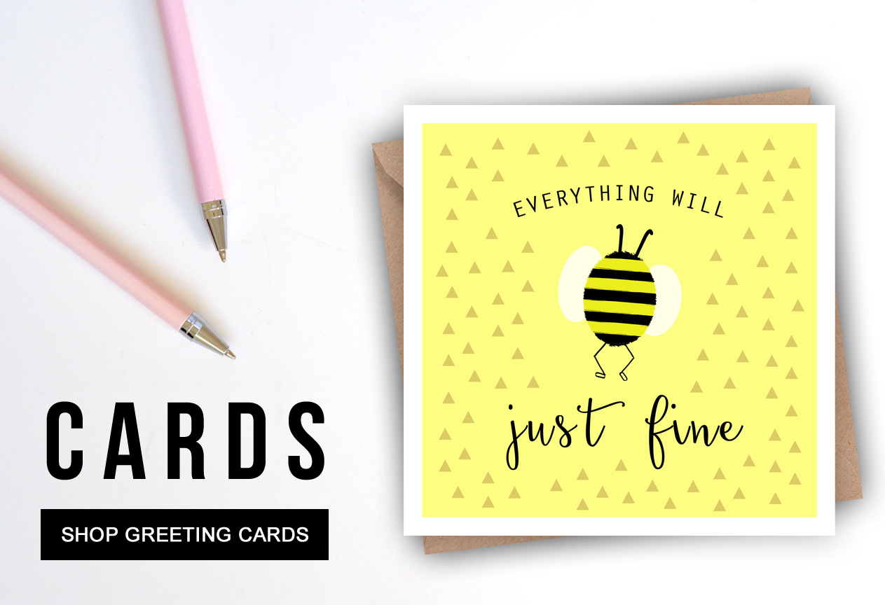 HOMEPAGE HERO_GREETING CARDS_BEE OK